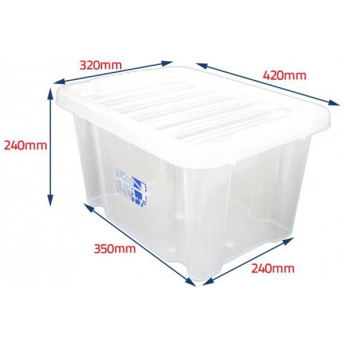24lt storage boxes