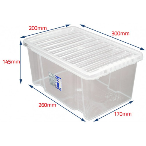 8 Litre Storage boxes