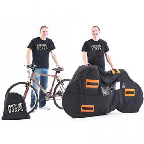 Padded Bike Bag