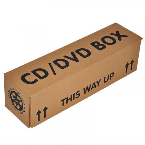 CD DVD Box Closed