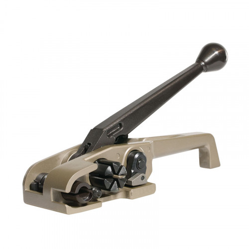 Heavy Duty Tensioner and Cutter for 12-19mm PP/PET, Composite, Polyester Strapping