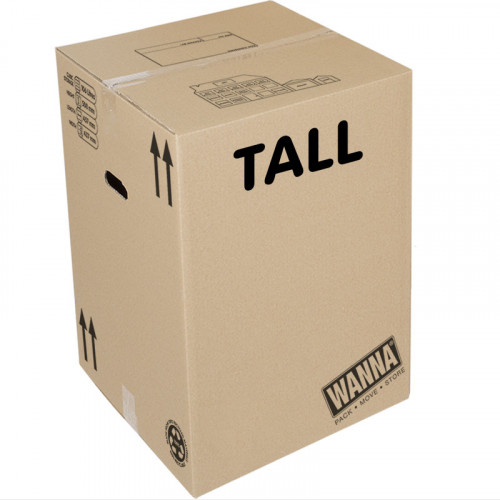 Pack 3 Tall Removal Box