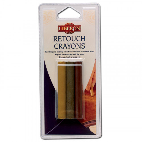 Retouch Crayons Set