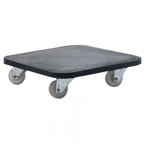 Rubber Top Dolly Wheels Small