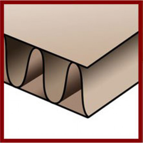 SW Cardboard Boxes 152 x 102 x 102