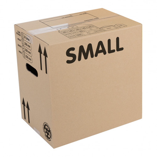 Small Packing Boxes X 15 Pack