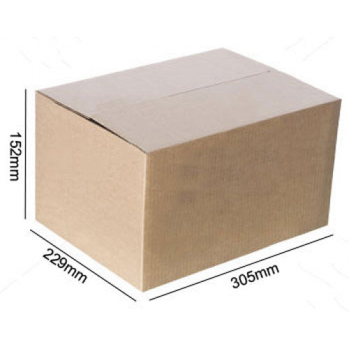 SW Cardboard Boxes 305 x 229 x 152