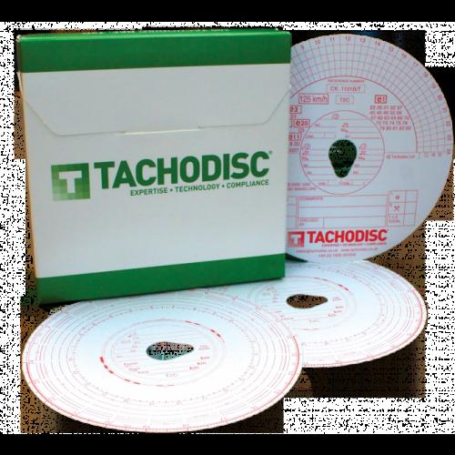 Tacho Chart Box