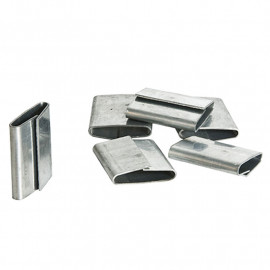 Steel Strapping Lap-over Seals for Bundling Tools