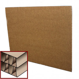 Heavyweight DW Corrugated Cardboard Sheets