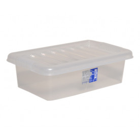 6 Litre Clear Storage Box