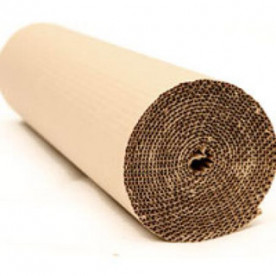 Corrugated Cardboard Roll - 5 Meters