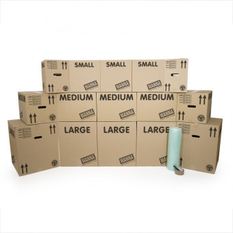 1 bed moving kit