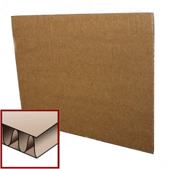Single Wall Cardboard Sheets