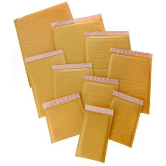 Gold Padded Envelopes