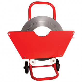 Mobile Strapping Dispenser For 32mm Wide Strapping
