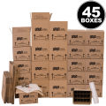 2-3 Bedroom Deluxe Moving Pack