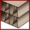 DW Cardboard Boxes 610 x 610 x 610