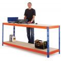Max Workbench - 900 H x 2400 W x 600 D
