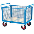 Picking Trolley with Mesh Sides | Warehousing Trolleys