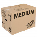 Pack 6 Medium Removal Box